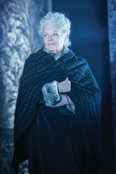 Judi Dench as Paulina